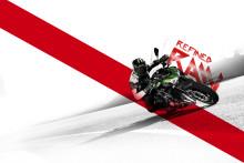 Nya Kawasaki Z900: nu för A2 förare