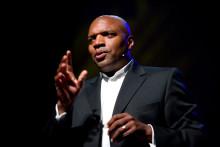 Manuel Knight, internationell ledarskapsutvecklare första talare TEDxGöteborg 2014