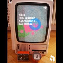 Brus 8 december Live: Leidi misterie, Baron Bane, Pär Fredin