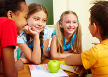Sörmlands Sparbank erbjuder alla grundskolor utbildning för att motverka mobbning