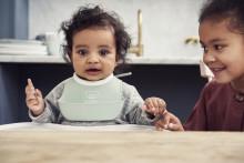 BabyBjörns Liten Haklapp tilldelas den internationella designutmärkelsen Red Dot