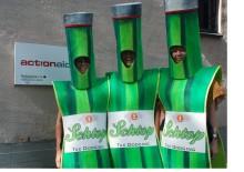 Öl med besk eftersmak – ActionAid kampanjar på kvartersfest