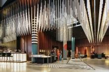 Cooles Design und edgy Style: Pullman Berlin Schweizerhof zeigt sich bei der Pullman Artnight erstmalig in neuem Design