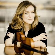 Stjärnviolinist Isabelle van Keulen gästar Musica Vitae