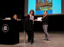 Läkemedelskemist prisas för presentation av sin forskning