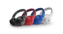 JBL lanserar nästa generation hörlurar i E-serien