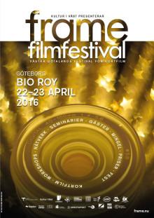 Frame filmfestival fyller femton – fira med oss