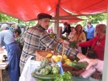 Höstmarknad på Skillebyholm 8:e september
