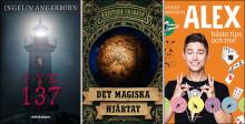 Mysrysare vann Bokjuryn 2017