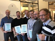 Totalbyggaren i Jämtland AB  toppar Tillväxtligan