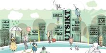 Ikano Bostad och Rikshem vill bygga 3000 bostäder i Farsta