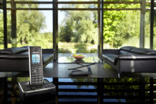 Panasonic named 'Best Brand Overall' and 'Most Reliable Brand' for cordless phones by Which?