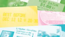 Att man blir sjuk av mat med passerat datum är en myt allt fler går på