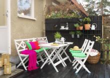 Terrassfix med Allt i Hemmet och Happy Homes