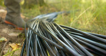 Återvunnen plast ger stora miljövinster för Wexnet