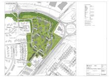 Aroseken och Mimer skapar nytt bostadsområde på Nordanby Äng