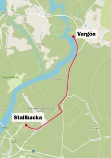 Nu bygger vi ihop Trollhättan och Vänersborg