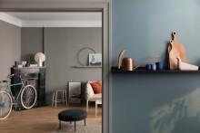 Èn leilighet - tre stiler
