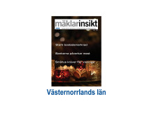 Mäklarinsikt Västernorrland 2013:4