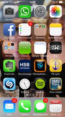 Känslig fråga för unga får nu en egen app.