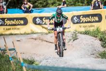LIVE! Sverigecupen i mountainbike och internationell UCI-tävling: Klippingracet