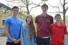 Gymnasieelever kæmpede bravt til Science OL