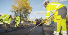 Svevia får förtroendet för underhåll av Örebros gator