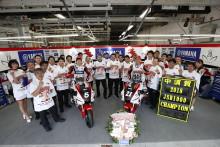 中須賀克行選手が「YZF-R1」20周年に華を添える通算8回目のチャンピオンを獲得 2018年 全日本ロードレース選手権 JSB1000