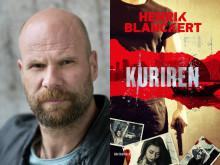 Internationell säkerhetsexpert bokdebuterar med terror-thriller