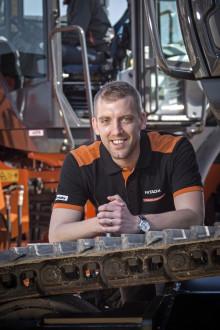 Magnus Hansson ny säljare hos Delvator
