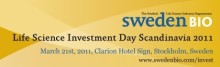 Life Science Investment Day Scandinavia 2011