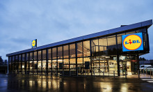 Lidls butik vinner ännu ett hållbarhetspris