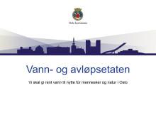Presentasjon - Per Kristiansen, Oslo VAV - 09.06.15.