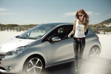 """Peugeot 208 er i finalen i kåringen af: """"Årets smukkeste bil"""""""