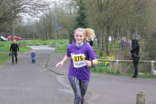 Worcestershire runners race to fundraising success for the Stroke Association