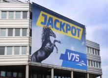 Vinn 44 miljoner i Dubbeljackpot på V75
