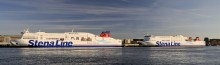 Stena Line har investert en halv milliard på Gøteborg-Kiel