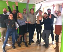 Exsitec utsedd till årets partner av Visma Software