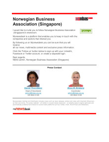 Norwegian Business Association (Singapore)