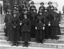 Met continues celebration of 100 years of women in policing