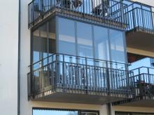 Skrämmande variationer på balkongers säkerhet