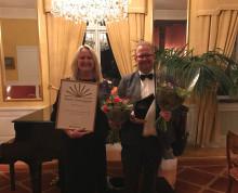 Christina och Roland Skoog utsedda till Årets Företagare i Norrbotten