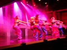 Premiär för Hotell Entré  – showdansskolans spektakulära vårshow