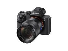 Sony amplía su gama de cámaras sin espejo de fotograma completo compactas con el lanzamiento de la ultra-sensible α7S II