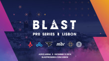BLAST Pro Series Lisbon, accreditation