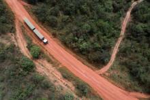 En benhård felttest i Mato Grosso i Brasilien