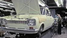 Időutazás: Az első Ford Escort