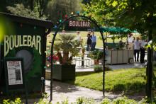 Fem månader efter branden - nu öppnar Boulebar Rålambshov