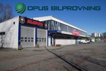 Opus Bilprovning etablerar sin första bilprovning i Göteborg