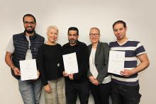 Ur&Penn har under våren satsat på svenskundervisning för anställda